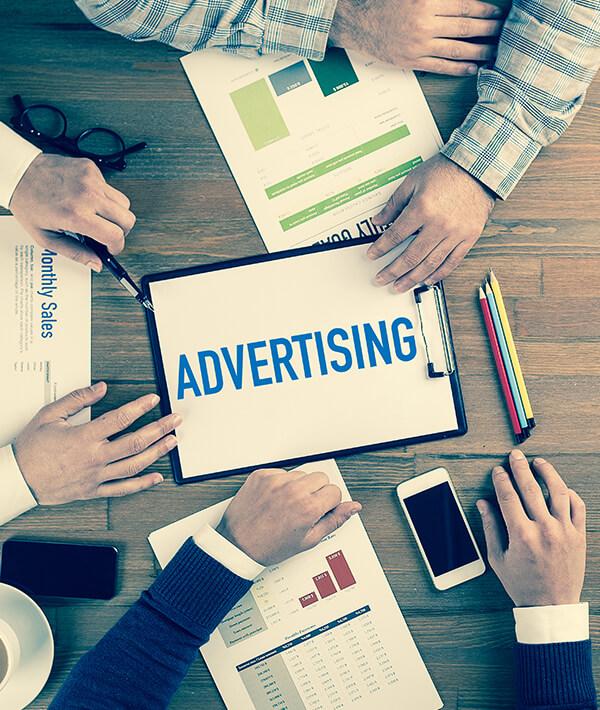 Print & Digital Ads